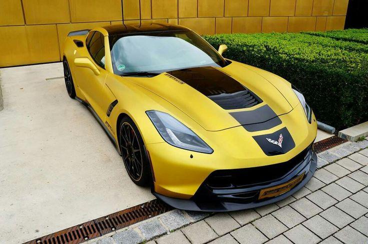 Pin by Martin Emond on Corvette Chevrolet corvette