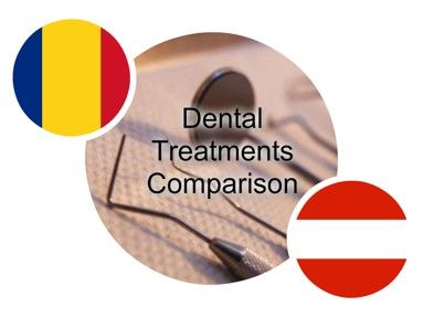 In Romania, the price for dental implants starts at 450 euros while in Austria the same procedure costs between 2.000 and 3.400 euros for an anterior single tooth implant. Curious to know more? http://www.romaniandentaltourism.com/case-study-austria-romania-dental-prices