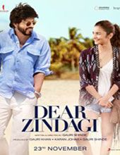 Dear Zindagi 2016 DVDRip Hindi Movie Online Download Free