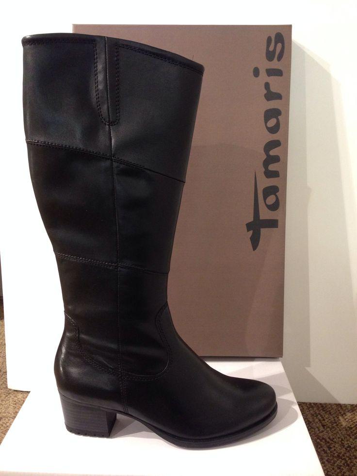 Bota de la marca Tamaris. Ideal per peus delicats. 110€