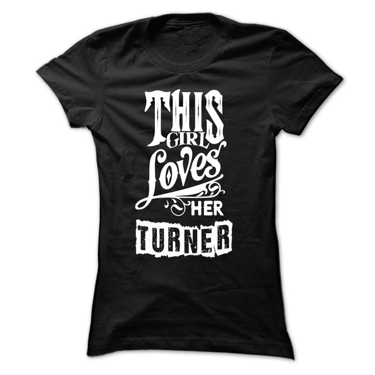 I LOVE TURNER
