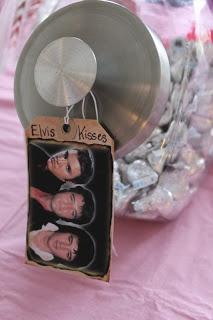 Elvis party. First birthday.