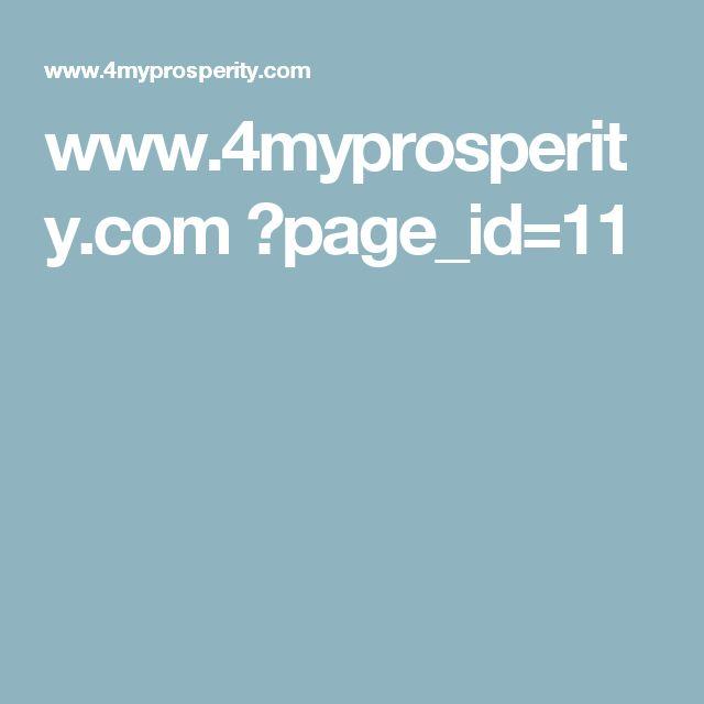 www.4myprosperity.com ?page_id=11