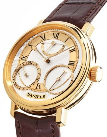 One day I would love to own a Daniels Watch