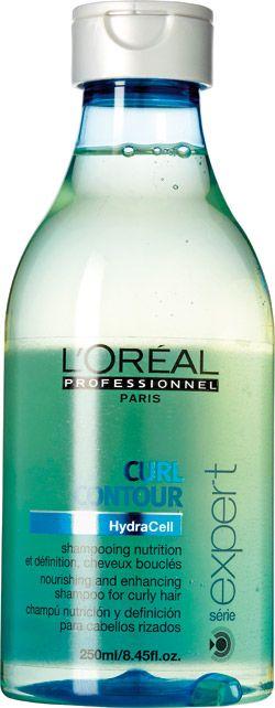 Шампунь для вьющихся волос Nourishing and Enhancing Shampoo for Curly Hair Curl Contour L'oreal Professionnel