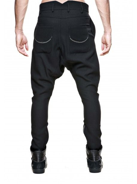 Pantalon sarouel homme