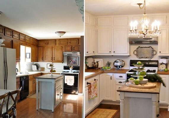 Álomszépen felújított konyhák 50 ezer forintból - Ezeket te is imádni fogod!   femina.hu
