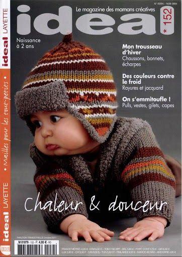 Ideal tricot 152 - Les tricots de Loulou - Picasa Web Albums