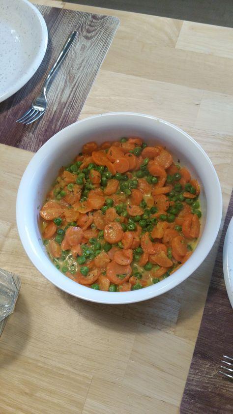 Erbsen und Möhren Gemüse einfach, aber gut von mixtine72 auf www.rezeptwelt.de, der Thermomix ® Community