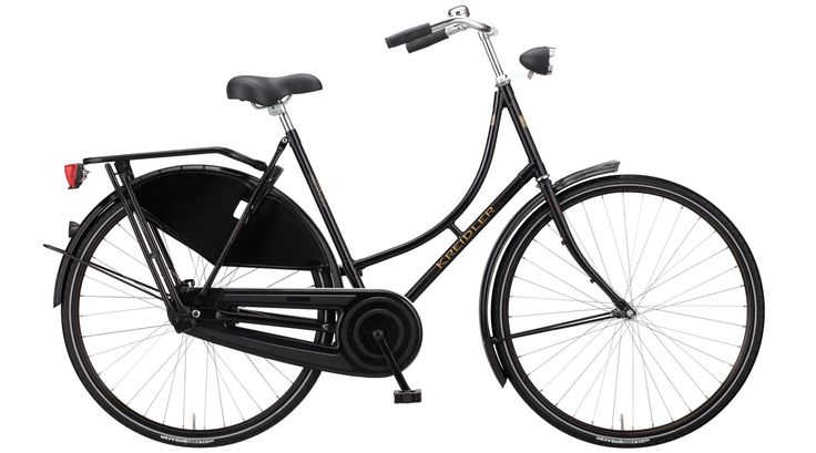 Rower miejski Kreidler Bloemendaal