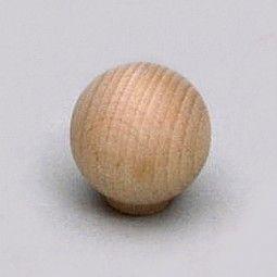 Möbelknopf Holz 1-040-ff