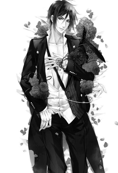 Sebastian Michaelis ♡ Black butler