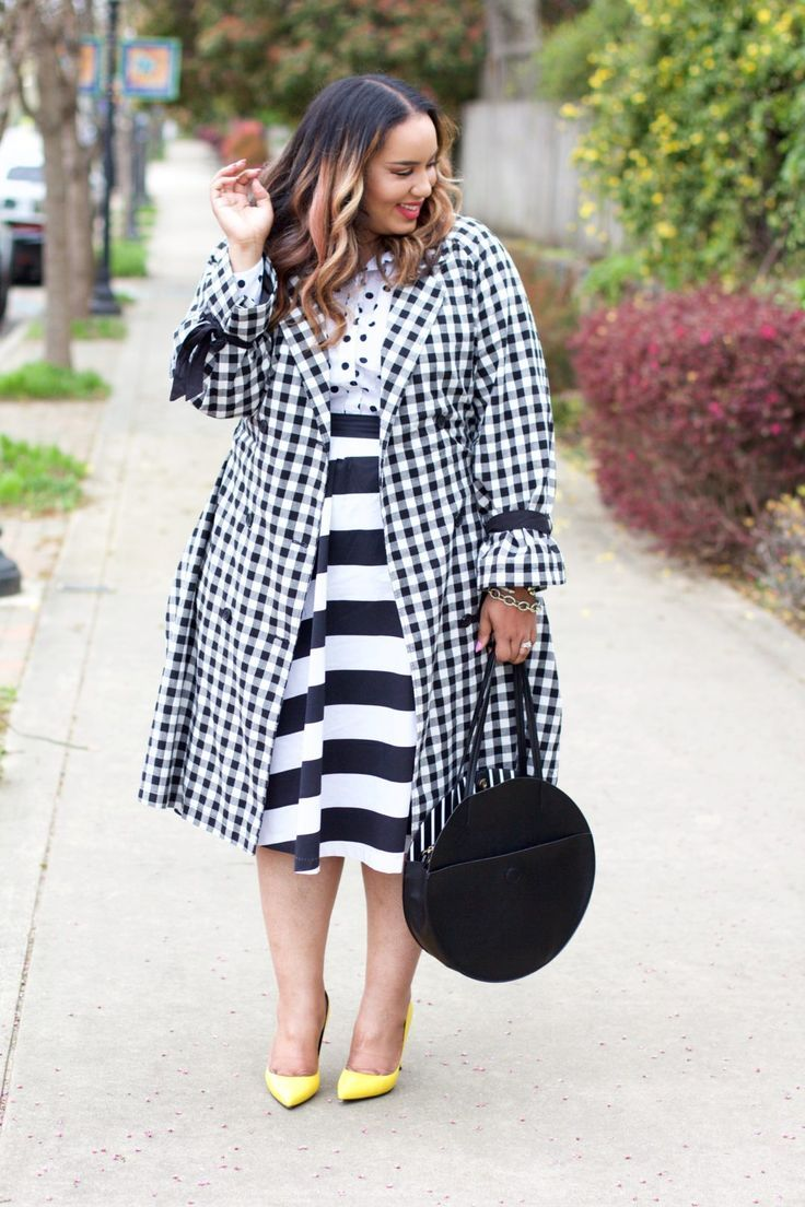 Stylish Plus-Size Fashion Ideas – Designer Fashion Tips Plus Size Fashion For Women, Plus Size Womens Clothing, Plus Size Outfits, Office Outfits Women Casual, Casual Dresses For Women, Big Girl Fashion, Curvy Fashion, Dope Fashion, Fashion Boots