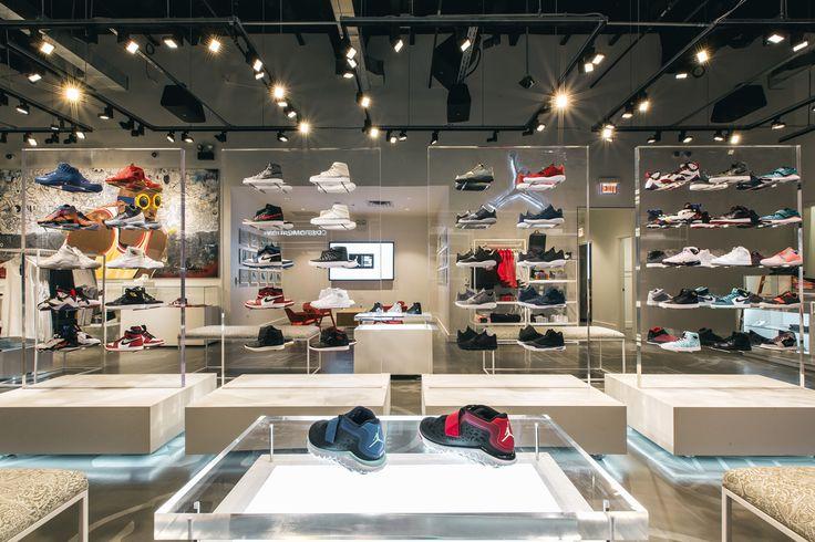 Jordan Store Chicago Station 23 | HYPEBEAST