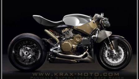 Krax Moto concepts