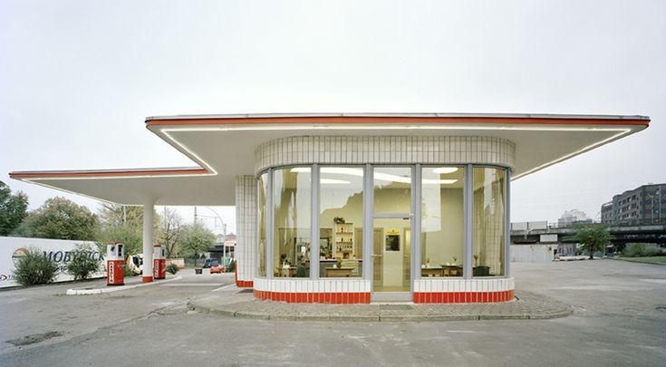 Tankstelle am Brandshof Hamburg