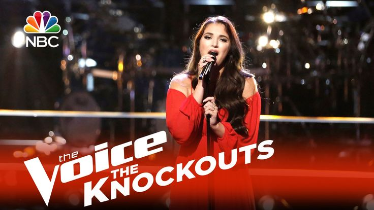 """The Voice 2015 Knockouts - Deanna Johnson: """"Listen to Your Heart"""""""