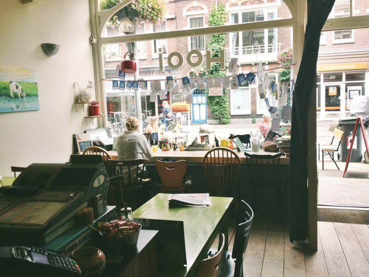 The last days of Spring: Hotspot: Hooi Utrecht