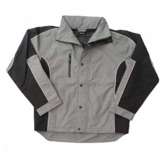 Concept Jacket-Grey/Black - Boostup
