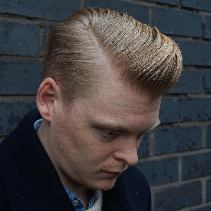 cool 25 Fabulous Rockabilly Hair For Men - Epochal Tradition