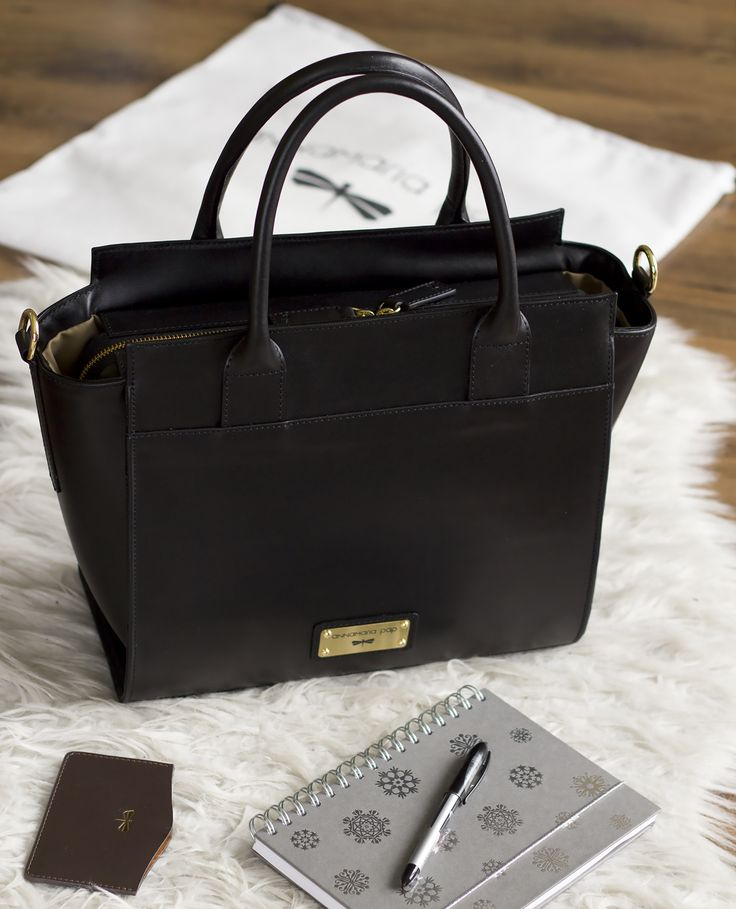 LORIENT leather bag <3