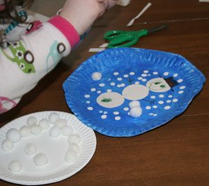 Paper Plate Snow Globe Craft: Libraries Ideas, Plates Snow, Preschool Ideas, Plans Ideas, Paper Snowglob, Snow Globe Crafts, Preschool Crafts, Paper Plates, Snow Globes Crafts