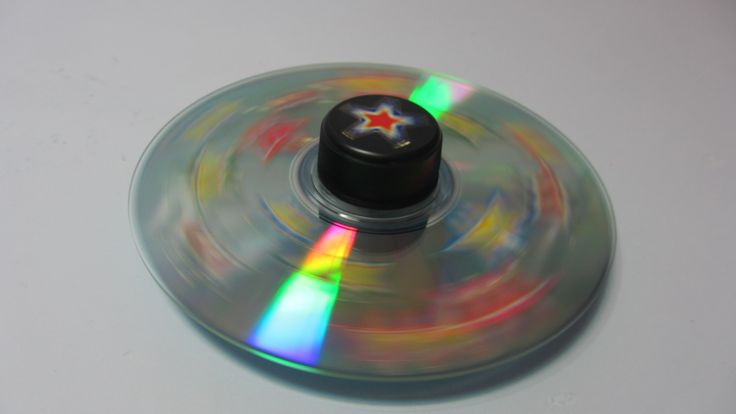 Reciclaje: Disco giratorio (niños). Rotating disk.