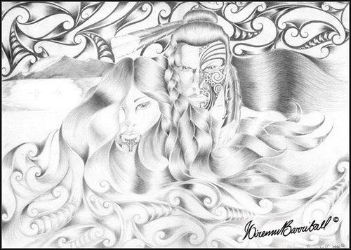 Maori Art! ♥♥