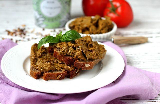 Pomazánka ze sušených rajčat   Cooking with Šůša