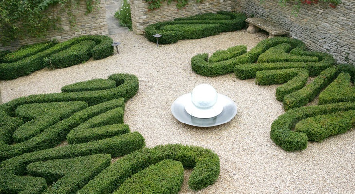 Whatley Manor - Gardens - Cotswolds