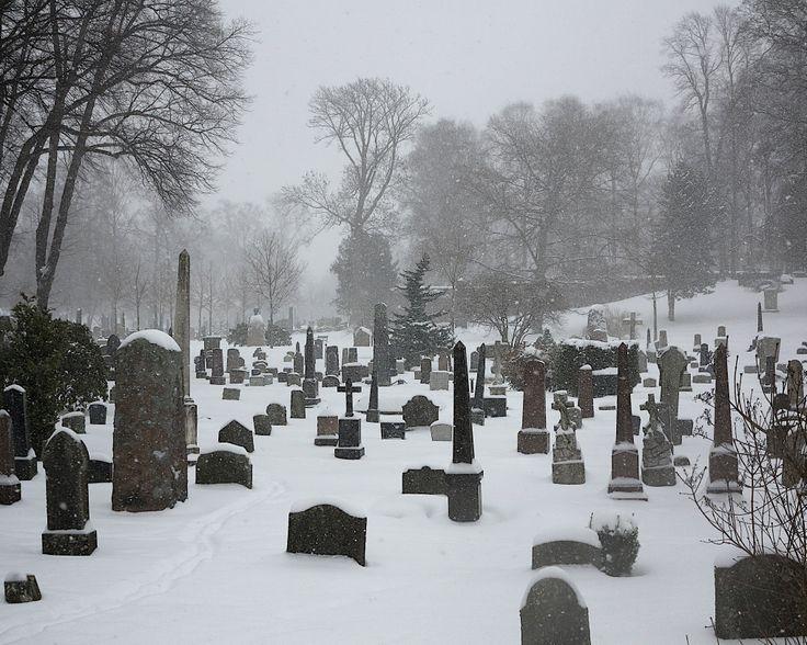 The Dead. Vår Frelser.