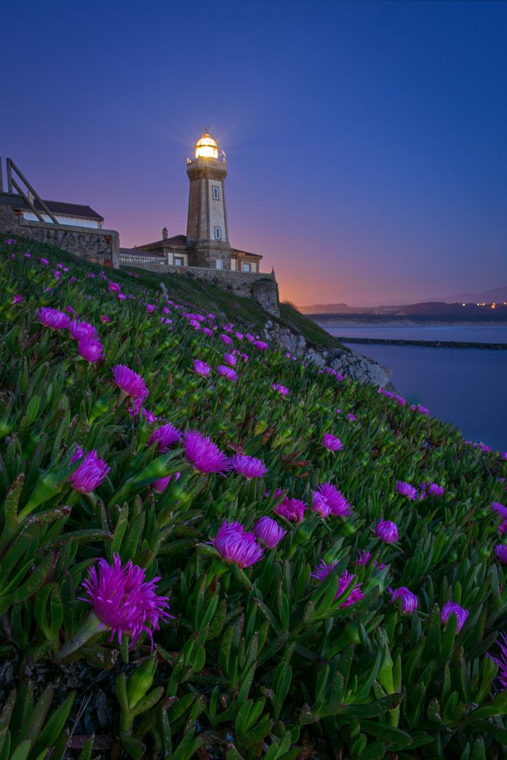 Lighthouse Of Aviles | Asturias | Spain | Photo By Dirk Marwede