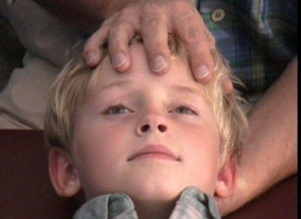 30 min. Child's Craniosacral Session (KHBC Auction)