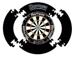 4 pieces darts board surround