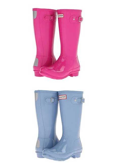 Rengarenk yağmur çizmeleri tam size göre...