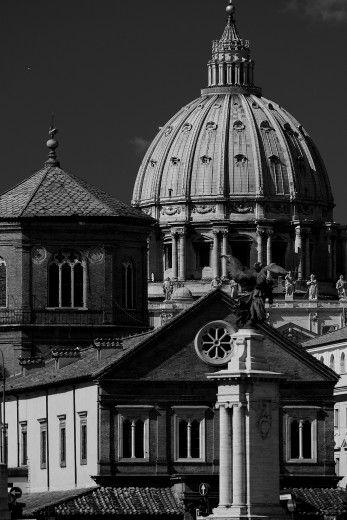 Roma (Città del Vaticano). Basilica di San Pietro