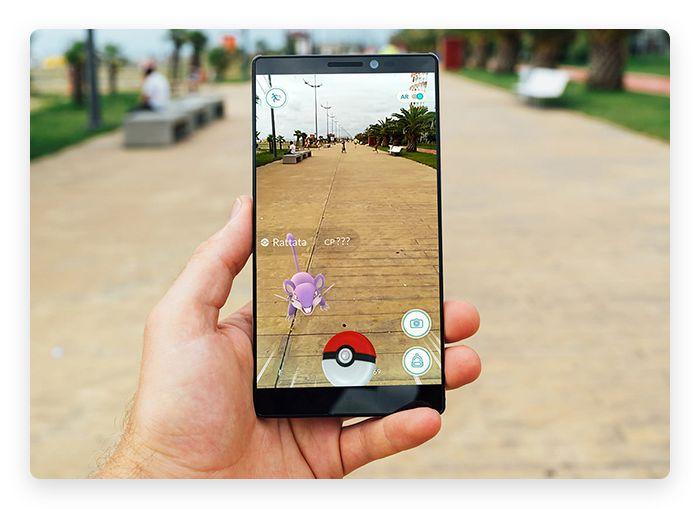 pokemon app