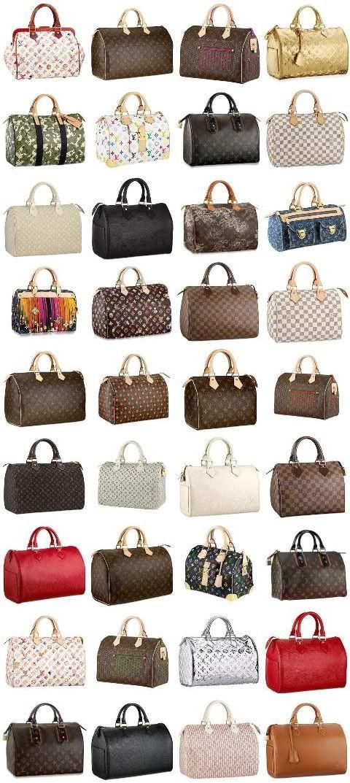 Louis Vuitton,variedad de modelos y colores