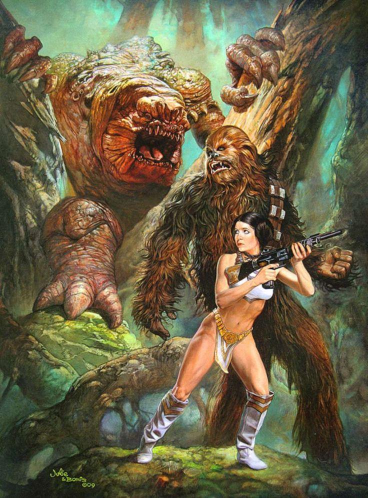 Star Wars Art: Geek Art, Perforated Vallejo, Stars War Art, Scifi, July Belle, Sci Fi, Starwars, Geekart, Read Princesses