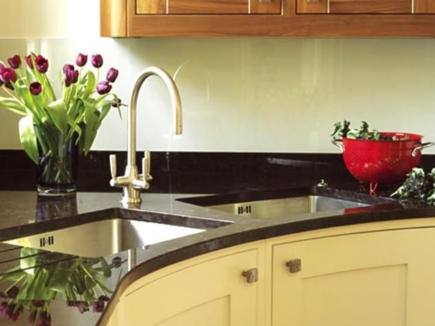 Luxury Minimalist Kitchen Worktop Idea
