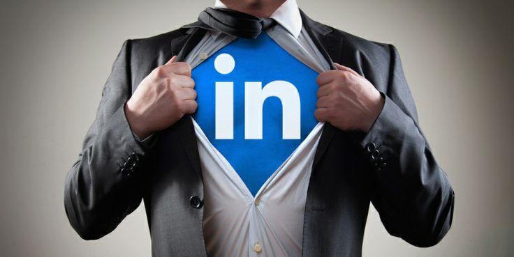 Jeg hjelper deg til en sterkere LinkedIn-profil