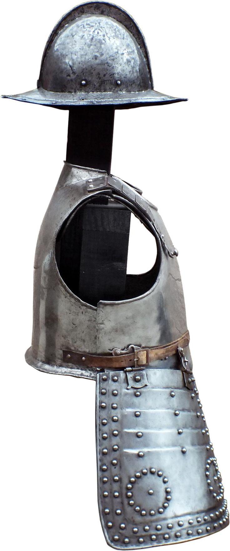 AN ENGLISH PIKEMANS ARMOR C.1620-40 – Faganarms, Inc.