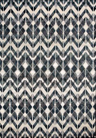 ラグマット(クラシック調柄生地・グレー/正方形):アンティーク&クラシック,シャビーシック&エレガント,グレー系,Home's Style(ホームズスタイル)のラグ・マットの画像