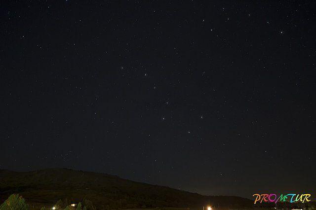 Nocturnas constelación Osa Mayor, Osa Menor, Estrella Polar | Promtur. Plataforma para la gestión de destino turístico inteligente y sostenible.