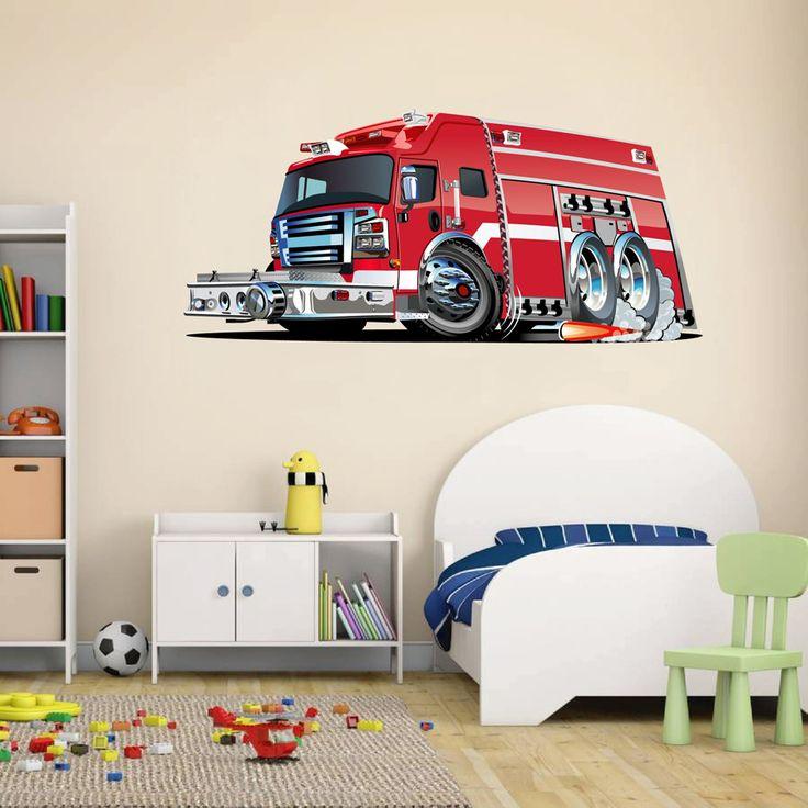Kids Bedroom Colors For Boys Baby Bedroom Boy Bedroom Bench Ideas Modern Bedroom Black: 25+ Best Ideas About Truck Bedroom On Pinterest