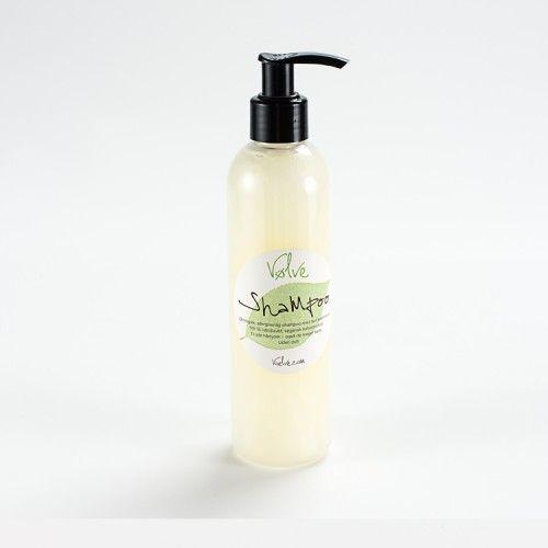 Økologisk shampoo - parfumefri shampoo er især velegnet til børn og dig som lider af allergi