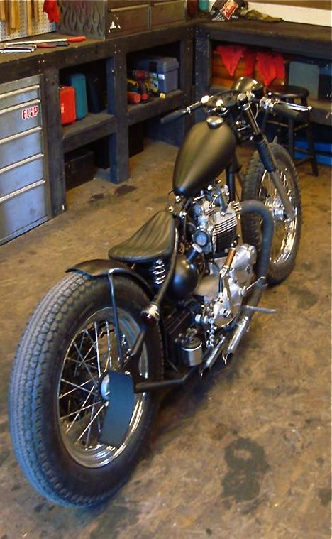 Bobber Inspiration   Triumph   Bobbers and Custom Motorcycles.