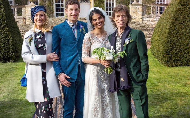 Sir Mick Jagger and Jerry Hall attend son's wedding party - Sarutday, 23.04.2016 http://www.telegraph.co.uk/news/2016/04/23/sir-mick-jagger-and-jerry-hall-attend-sons-wedding-party/