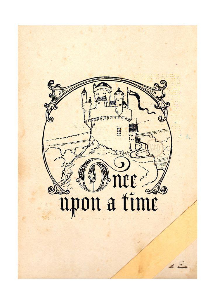 """Livro Secreto """"Once Upon a Time"""" - assista o tutorial: https://www.youtube.com/watch?v=ncvjY71CVPc"""