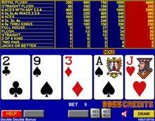 Les règles détaillées du vidéo poker pour jouer dans les casinos en ligne et les casinos terrestres